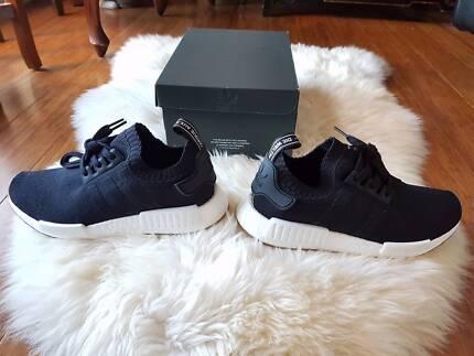 Adidas NMD R1 Black Gum