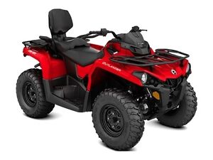 2017 Can-Am Outlander MAX 570