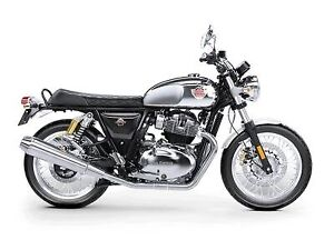 2019 Royal Enfield Int650 Glitter and Dust