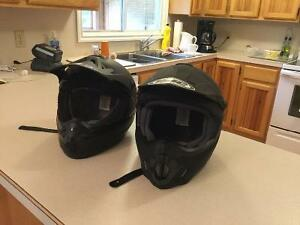 ATV/motorcycle helmets