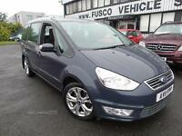 2011 Ford Galaxy 2.0TDCi Zetec - Blue - MOT 2017 + 7 SEATER!