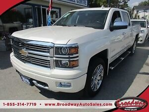2015 Chevrolet Silverado 1500 LOADED HIGH COUNTRY EDITION 5 PASS