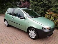 FIAT PUNTO 1.2 ELX,TAX AND TESTED 1 MONTH,76000 MILES DRIVES WELL