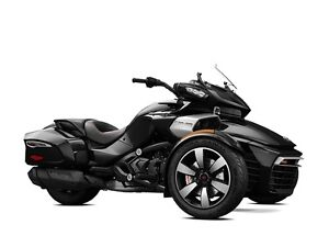 2016 Can-Am Spyder F3-T 6-Speed Semi-Automatic (SE6)