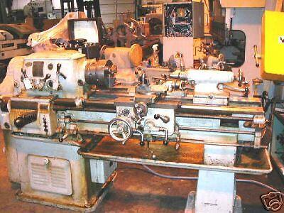 Hendey Gear Head Engine Lathe