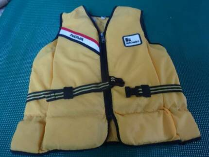 Small Adult Kayak Ski Buoyancy Life Jacket