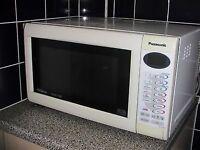 Panasonic NN-A554W Microwave Oven 1000W combination