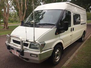 2003 Ford Transit Van 9 Seater Darwin CBD Darwin City Preview