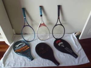 Tennis rackets, $15 each Bedford Bayswater Area Preview
