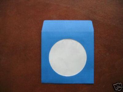 1000 Mini 3 Blue Cd Paper Sleeve W Window Js211