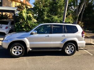 2004 Toyota LandCruiser Wagon McMahons Point North Sydney Area Preview