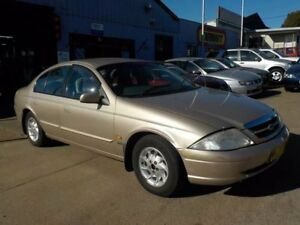 1999 Ford Fairmont AU 4 Speed Automatic Sedan North St Marys Penrith Area Preview