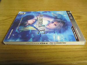 Limited Edition Final Fantasy X-2 PS3 *MINT CONDITION*