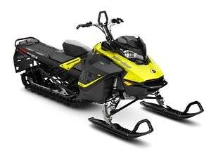 2017 Ski-Doo Summit SP Manual Starter ROTAX 850 E-TEC 154 Powder