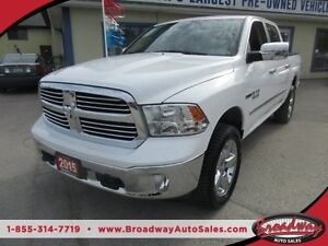 2015 Dodge Ram 1500 3.0L - ECO-DIESEL LOADED BIG HORN MODEL 5 PA