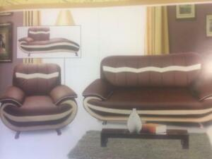 BRAND NEW 3 PCs. SOFA SET Call: 416-743-7700