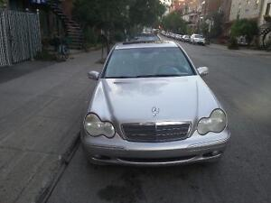2004 Mercedes-Benz 200-Series Berline