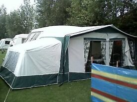 Bradcote annex 520 size roomy immaculate cost £249 never used