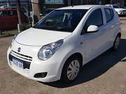 2012 Suzuki Alto GLX Hatch Manual ABS 1.0L 124kms (Drives Well) Wangara Wanneroo Area Preview