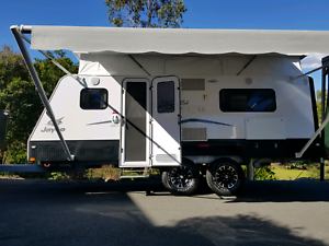 Jayco Journey Outback Poptop 2014 Samford Valley Brisbane North West Preview