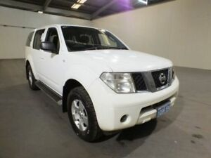 2009 Nissan Pathfinder R51 08 Upgrade ST (4x4) White 5 Speed Automatic Wagon Bibra Lake Cockburn Area Preview