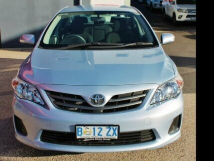 2011 Toyota Corolla ZRE152R MY11 Ascent Shimmer 4 Speed Automatic Sedan