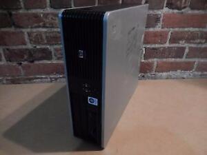 Ordinateur de bureau HP / Model HP COMPAQ (i015893)