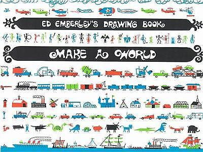 Ed Emberley's Drawing Book : Make a World by Edward R. (Ed Emberley Drawing)
