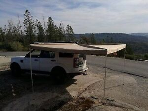 2.5M SKYWING Batwing AWNING ROOF TOP TENT CAMPER TRAILER 4WD CAMP Campbelltown Campbelltown Area Preview
