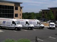 Nationwide collection and delivery service thoughout the uk
