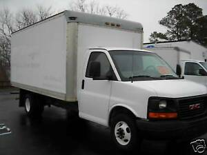 Used Box Trucks Ebay