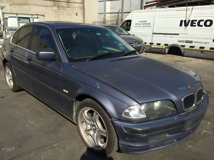 2001 BMW E46 325i Smithfield Parramatta Area Preview
