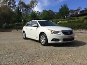 2012 Holden Cruze Sedan Watervale Clare Area Preview