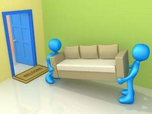 NEED A SOFA DELIVERED? MAN AND UTE FROM $20 FREE QUOTES North Lakes Pine Rivers Area Preview
