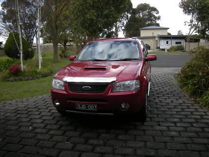 2006 Ford Territory Ghia Turbo