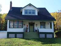 House for sale / Maison à vendre Dalhousie