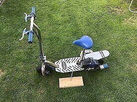 Petrol scooter for sale/swap