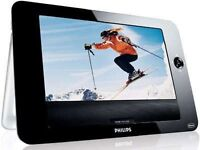 PHILIPS PET830/05 - 8.5inch Portable DVD Player