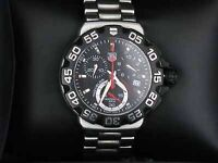Tag heuer F1 watch mint condition