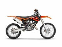 KTM Non current clearance
