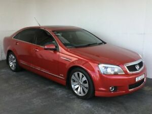 2012 Holden Caprice WM II V Red 6 Speed Sports Automatic Sedan Mount Gambier Grant Area Preview