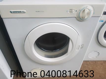 4kg Simpson Dryer $100