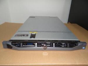 "Dell PowerEdge R610 Server - 2x Xeon 6 Core 2.66GHz (X5650) - 72GB RAM  6X600GB SAS 10K 2.5"" Hard Drives- RAID"