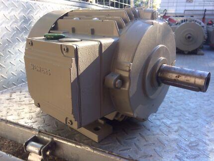 Siemens 5.5kw electric motor