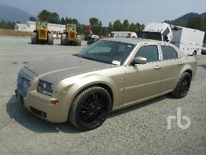 2005 Chrysler 300-Series Limited Sedan