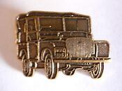Land Rover Pin Badge