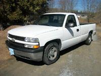 2002 Chevrolet Silverado 1500 Pickup Truck $4395.00  E-TESTED.