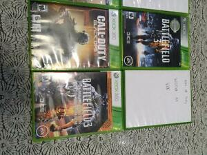 XBOX 360,2 CONTROLLERS, 8 GAMES, HEADSET ,CHATPAD, ALL WIRES Cambridge Kitchener Area image 4