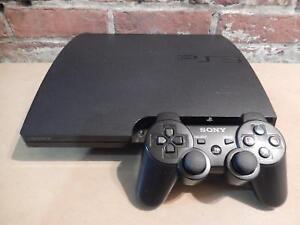 Playstation 3 Slim 500GB + Manette SONY / Model CECH-2001A (i020276)