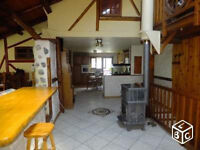 Nice Big House (T5) in French Alps - Ski resort - Garden - Close to all commodities